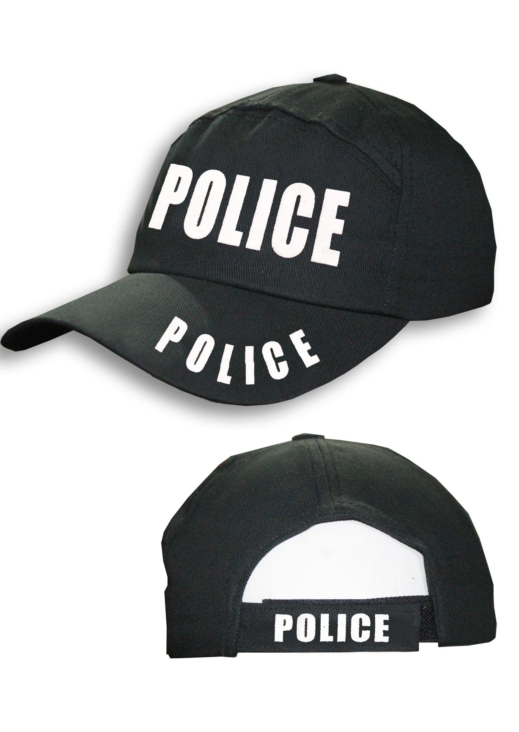 Police Baseball Hat