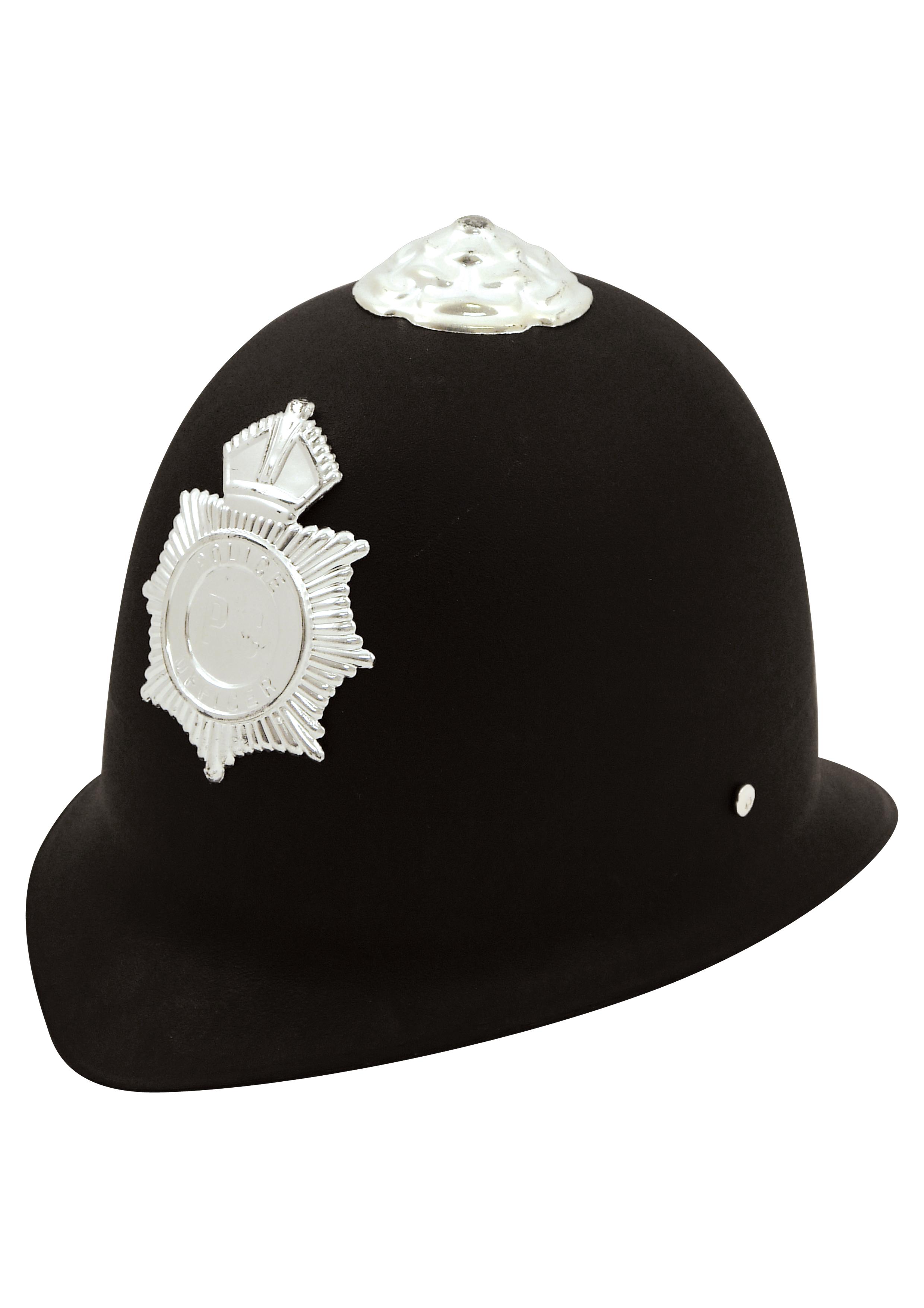 Police Helmet Hat