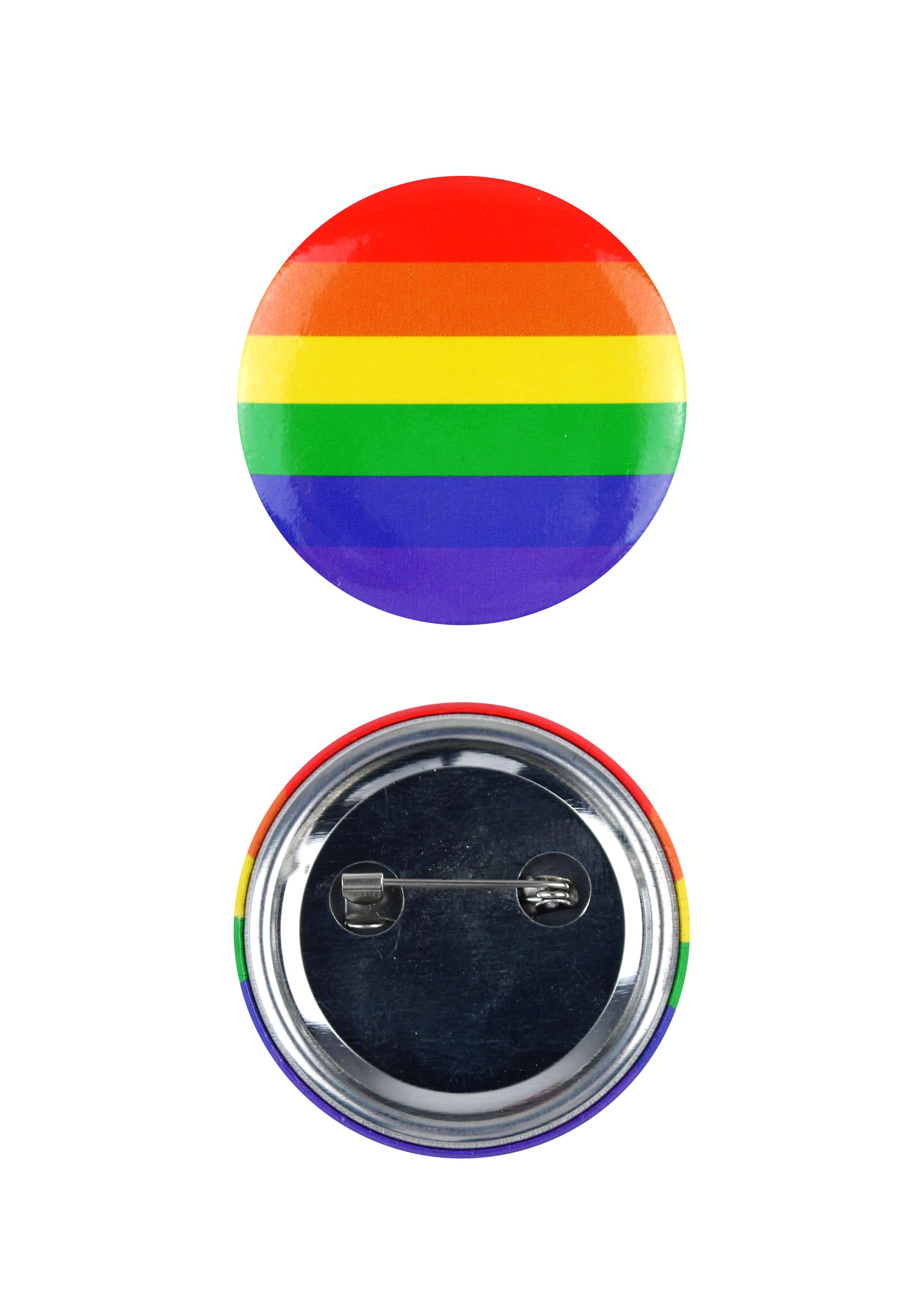 Pride Badge 4 Cm