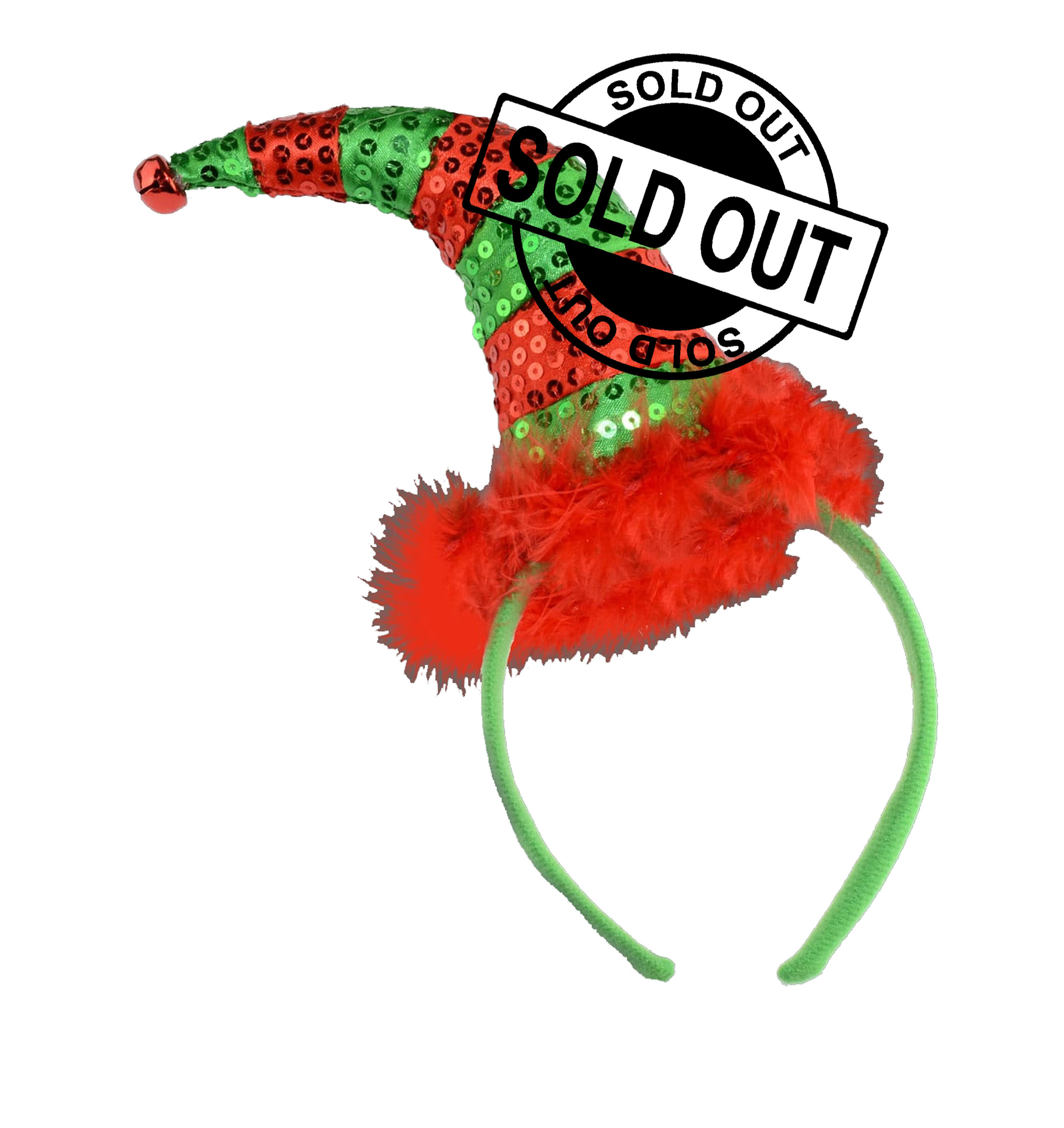 Sequin ELF Headband