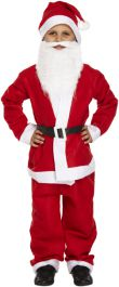 Child Santa Boy 5 Pcs