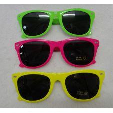12 Pcs Glossy Assorted Sunglasses