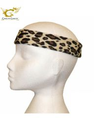 12 Pcs Leopard Print Head Band