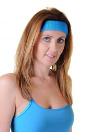 12 Pcs Turquoise Head Band
