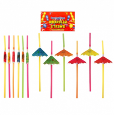 Umbrella Straws