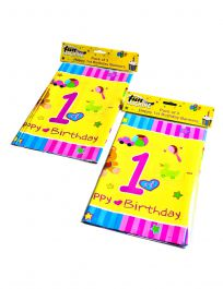 1st Birthday Banners (Pack of 3)