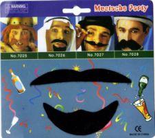 2 Pcs Set Beard & Mustache Set