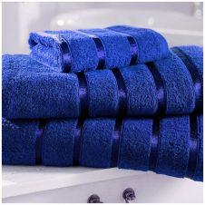 3 PK FACE TOWEL KENSINGTON ROYAL BLUE