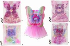 Fairy Dress Up Sets (4 Pcs)