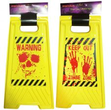 Assorted Design 53cm Floor Caution Sign