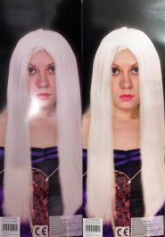 56cm Long Hair Wig (2 Assorted Colour)