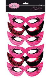 6 Pack Party Masks