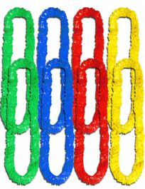 Party Leis (Pack of 8)