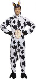 Adult Cow Male Costume