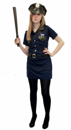 Adult Police Woman Costume