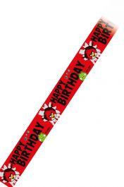 Angry Birds Foil Banner