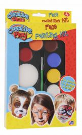 Assorted Creative Play Face Paints