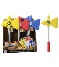 Assorted Knights Battle Axe