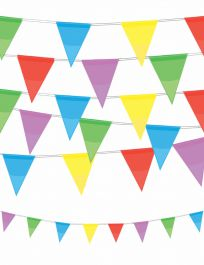 Assorted Pennants (4 meter)