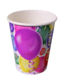 Balloon Party Cups (Pack of 8)