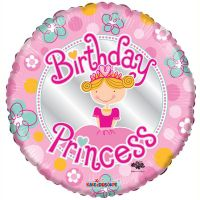 Birthday Princess (18inch)