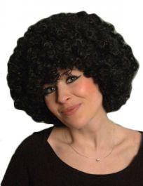 Black Afro Wig