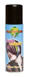 Black Hair Colour Spray