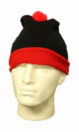 Black Red Hat