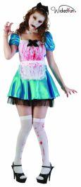 Bloody Maid Costume