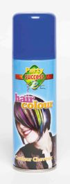 Blue Hair Colour Spray