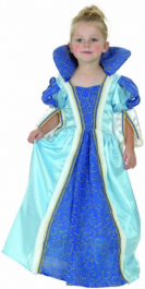 Blue Princess Toddler