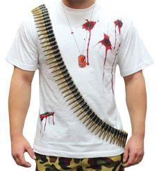 Bullet Belt With 96 Bullets