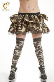 Camouflage OTK Socks (12 Pairs)