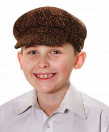Child Flat Cap Hat