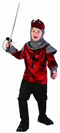 Child Knight Boy Costume
