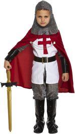 Child Knight Deluxe Costume