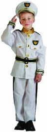 Child Navy Costume