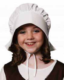 Child Victorian Bonnet Hat