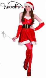 Christmas Sweetie Costume
