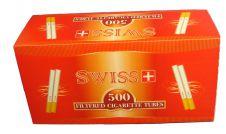 Cigarette Tubes - Swiss