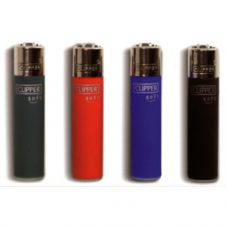 Clipper Lighter - Soft Electronic 48