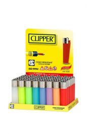 Clipper Lighter - Translucent Electronic
