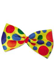 Clown Kipper Bow Tie