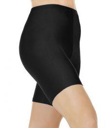 Crazy Chick Black Cycling Shorts
