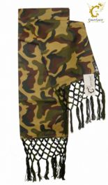 Crazy Chick Camouflage Scarf (1 pc)