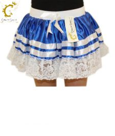 Crazy Chick Girls 3 Layers Sailor TuTu Skirt