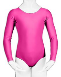 Crazy Chick Girls Pink Leotard