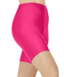 Crazy Chick Pink Cycling Shorts