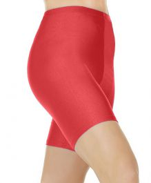 Crazy Chick Red Cycling Shorts