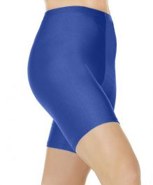 Crazy Chick Royal Blue Cycling Shorts